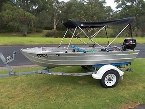 Tinnie Boat Redwood Park Tea Tree Gully Area Preview