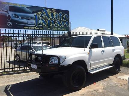 V.Low KM, 100 Ser, Landcruiser-FULLY GEARED UP, Quick Sale Price Kenwick Gosnells Area Preview