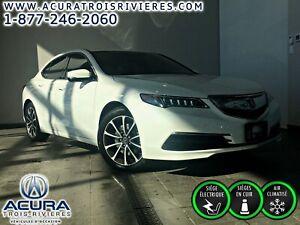 2015 Acura TLX TECH (SH-AWD, GPS, VOL. CHAUFF.)