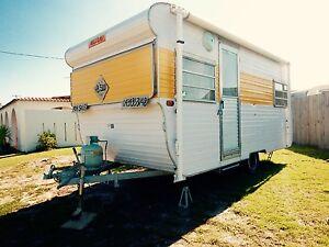 1976 Millard caravan vintage retro Burrum Heads Fraser Coast Preview