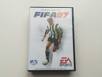 Jeu vidéo Sega Megadrive 1- FIFA 97- football- sport- ancien, console, rétro comprar usado  Enviando para Brazil