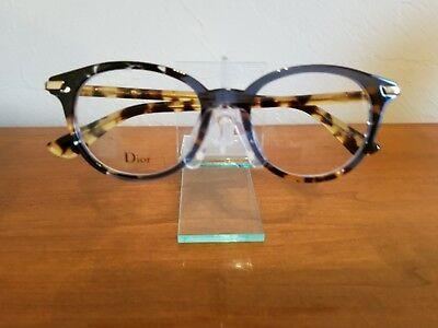 New Christian Dior Dioressence1 eyeglasses size 50  JBW