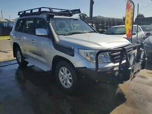 2010 Toyota Landcruiser GXL 200 Series SUV Auto V8 TURBO DIESEL EXTRAS Williamstown North Hobsons Bay Area Preview