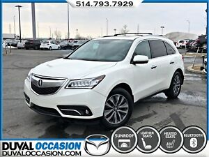 2015 Acura MDX Technology Package + NAVIGATION + TOIT OUVRANT