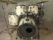 Tama Rockstar 5pce Mahogany Drum Kit Doncaster East Manningham Area Preview