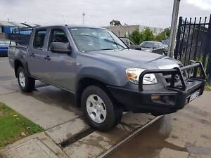 2011 Mazda BT-50 Duel Cab Ute BOSS TURBO DIESEL LOW KMS 4X4 Williamstown North Hobsons Bay Area Preview