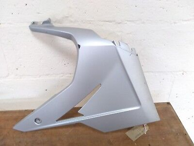 TRIUMPH DAYTONA 675 RIGHT SIDE LOWER BELLY PAN FAIRING T2309459