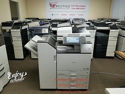 Ricoh Mp 4054 Copier-printer-scanner. Meter Only 16k See Video Below