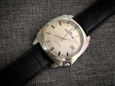 Vintage Fortis 17Jewels ShockPtected Automatic Gents Watch, Swiss