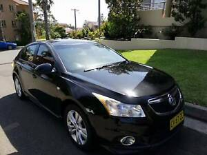 2014 Holden Cruze SRi, BLACK, Well maintained, On special $8999 Wollongong Wollongong Area Preview