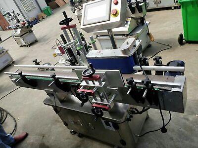 Plm-200 Automatic Round Bottle Labeling Machine
