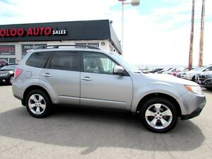 2009 Subaru Forester 2.5XT Limited PANORAMIC SUNROOF CERTIFIED