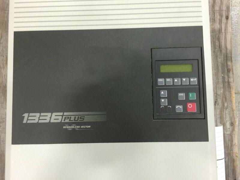 ALLEN BRADLEY DRIVE 460VAC 75HP, 1336S-B075-AE-DE5