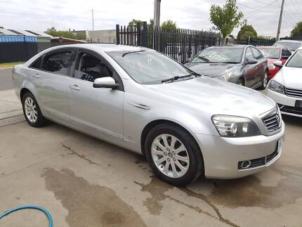2007 Holden Statesman Sedan V8 AUTO Williamstown North Hobsons Bay Area Preview