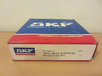Skf Nnu 4926 Bspw33 Super Precision Bearing Fag Nnu4926 As M Sp
