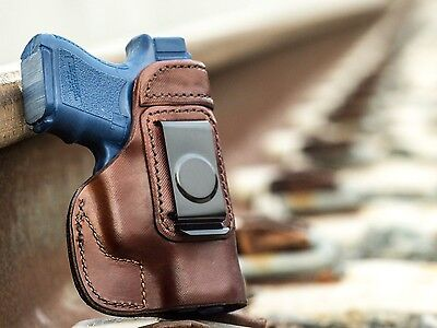 Glock 27 .40 | OUTBAGS Full Grain Leather IWB Conceal Carry ...