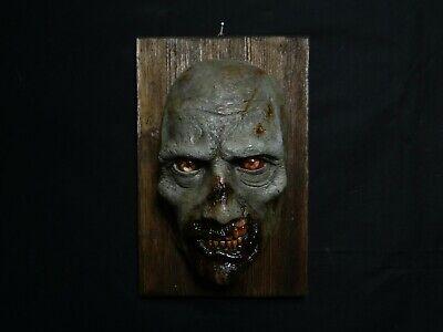 Lifesize mask 1:1 Horror mask Zombie mask TWD Halloween Zombie Masken Zombie