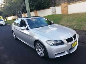 2008 BMW 320i M Sport Executive, Low kms A1 condition, On SPECIAL NOW Wollongong Wollongong Area Preview