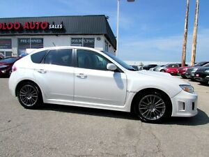 2013 Subaru Impreza WRX WRX AWD 5 SPEED MANUAL BLUETOOTH CERTIFI