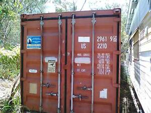 Shipping Container Mount Molloy Tablelands Preview