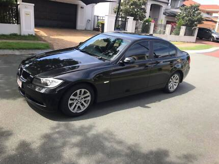 BMW 320i 2007, only 42,000km, just serviced, in great condition