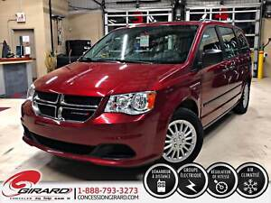 2015 Dodge Grand Caravan SE*GARANTIE PLAN OR 5 ANS/100 000 KM!*D