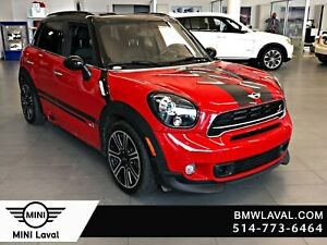 2016 Mini COOPER S Countryman ALL 4 GROUPE JOHN COOPER WORKS