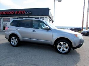 2010 Subaru Forester 2.5XT Limited AWD Turbo Leather Sunroof Cer