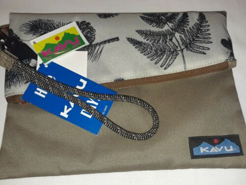 Kavu canvas purse Birds and Limbs