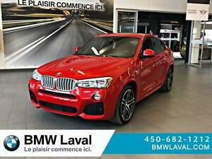 2016 BMW X4 xDrive35i GROUPE M SPORT, NAVIGATION, TOIT OUVRANT