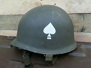 World War 2 US 101st Airborne Helmet (Band of Brothers/Saving Private Ryan)