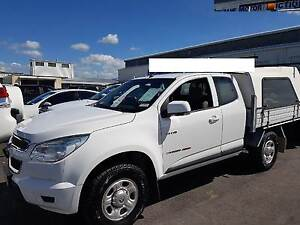 2012 HOLDEN COLORADO RG SPACE CAB 2,8 DIESEL 4X4 MANUAL Rochedale South Brisbane South East Preview