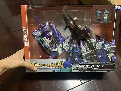 "Takara Transformers Legends Overlord LG60 G1 Action Figure 10"" Toys Gift instock"