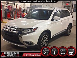 Mitsubishi Outlander GT S-AWC *DEMONSTRATEUR* CUIR TOIT CARPLAY