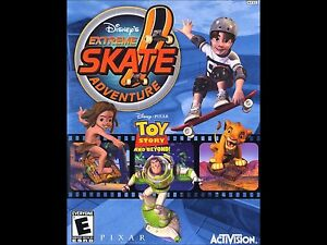 WANTED Disney's Extreme Skate Adventure and Xbox controllers