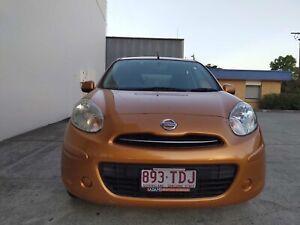 2012 Nissan Micra ST-L Manual, 123000km Acacia Ridge Brisbane South West Preview