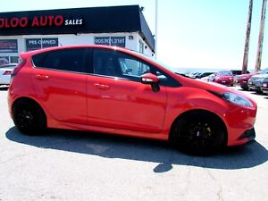 2014 Ford Fiesta ST Hatchback 6 Speed Manual Certified Warranty