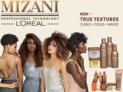 Mizani Hair Care & Styling Range Beauty & Innovation in Balance