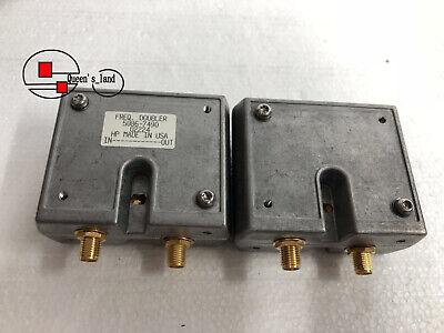 1 Hpagilent 5086-7490 Doubler Frequency Multiplier