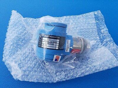 New Pmc Pressure Transmitter Smt El-hc-thg. Rosemount Honeywell Style