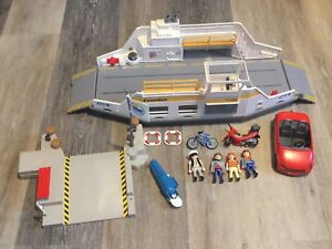 Playmobil Car Ferry with Dock