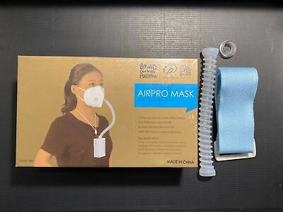 Christmas Packing Broad Airpro Mask Powered Airpurifying Respirator