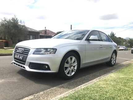 2008 Audi A4 diesel turbo, perfect condition,low kms,  only 12800!!