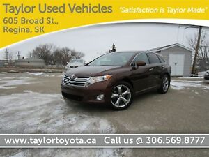 2011 Toyota Venza V6 Touring package