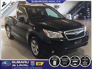 2016 Subaru Forester 2,5i Touring Awd ** Toit ouvrant **