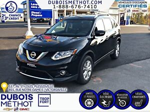 2016 Nissan Rogue SV+AWD+TRES PROPRE