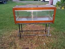 4ft tank  with sliding perspex doors  rat,snake,lizard,mice Londonderry Penrith Area Preview
