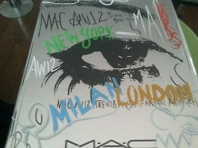 AW2012 Trends Fashion Make-up Art Cosmetics Milan Paris Tokyo Berlin BOOK