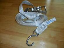 RATCHET TIE DOWN STRAP H/D with STAINLESS STEEL RATCHET and HOOK Greenwood Joondalup Area Preview