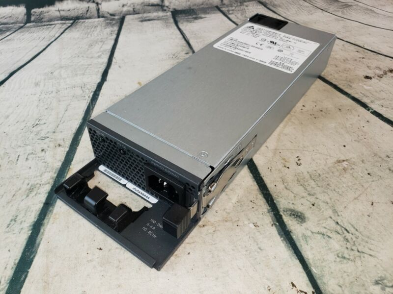Cisco PWR-C2-640WAC 640W power supply DPS-640BB spare for 2960-XR and 3650 .